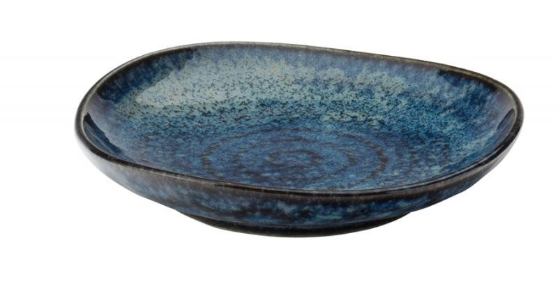 "Azure Mini Plate 4"" (10cm)-6"