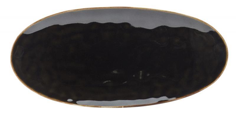 """Kelp Oval Plate 10.5"""" (26.5cm)6"""