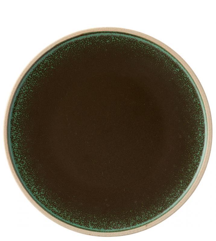 "Pistachio Plate 10"" (25.5cm)"