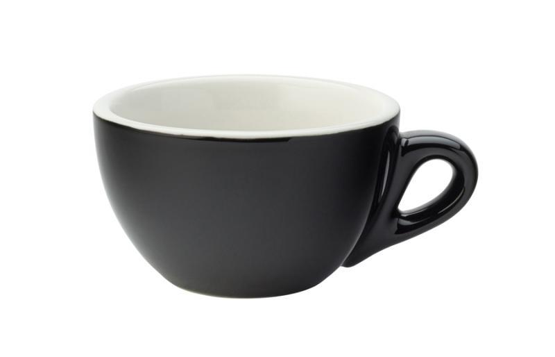 Barista Cappuccino Black Cup 7oz (20cl)-12