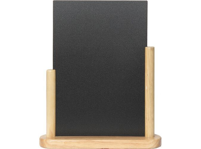 Elegant large table chalkboard,Wood with lacque...