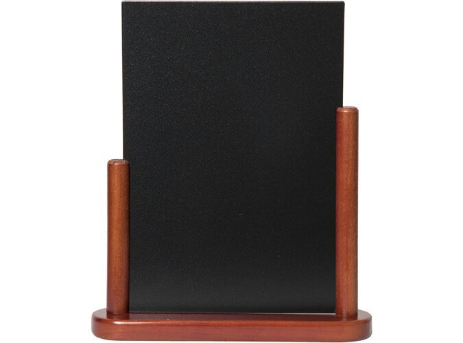 Elegant large table chalkboard, Wood with lacqu...