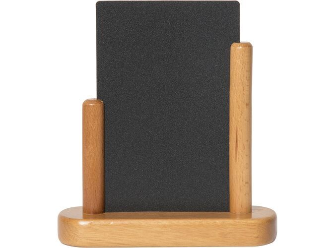 Elegant small table chalkboard, Wood w lacquere...