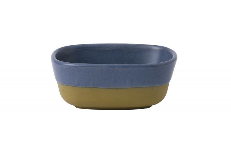 Emerge Oslo Blue  Dish 12X9X5Cm Box 6