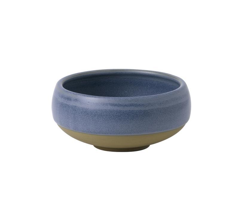 Emerge Oslo Blue  Bowl 16Oz Box 12
