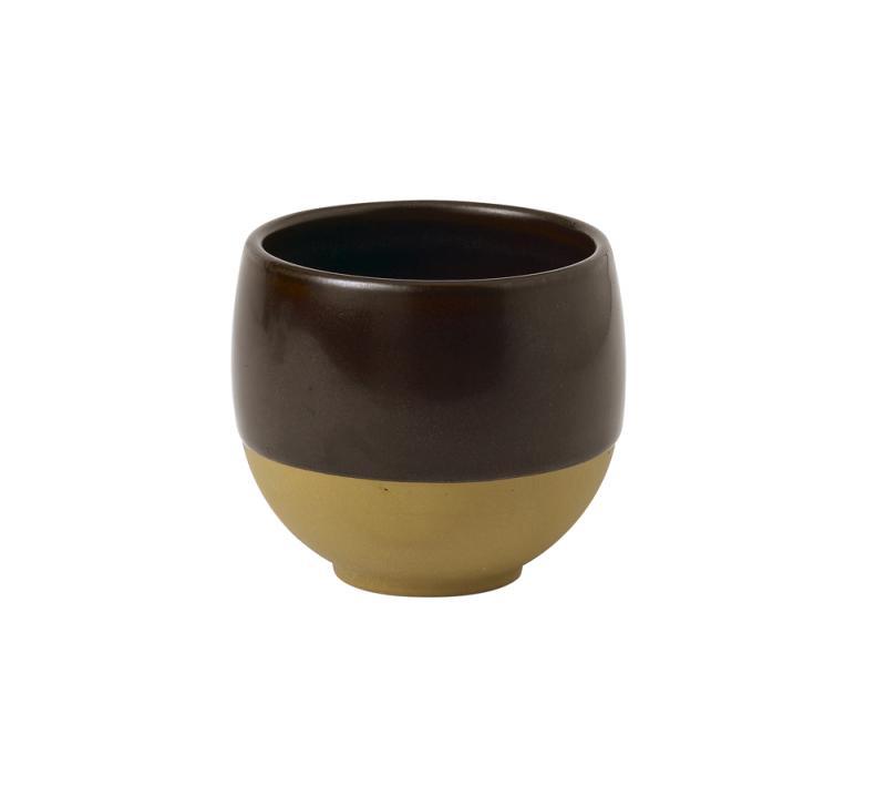 Emerge Cinnamon Brown  Chip Mug 11Oz Box 12