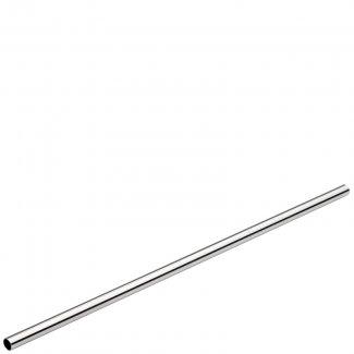 "Stainless Steel Bendy Straw 8.5"" (21.5cm)"