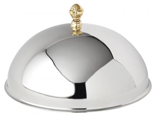 "Stainless Steel Cloche 9.5"" (24cm) - 1"