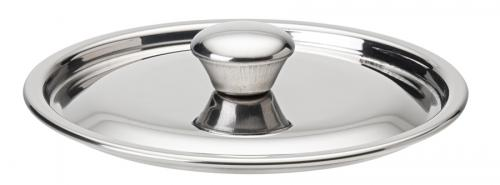"Stainless Steel Lid 3.5"" (9cm) - 6"