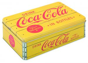 "Retro Drink Box 9 x 6.25"" (23 x 16cm) H:7cm"