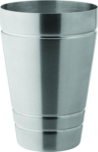 Brushed Steel Tumbler 17.25oz (49cl)