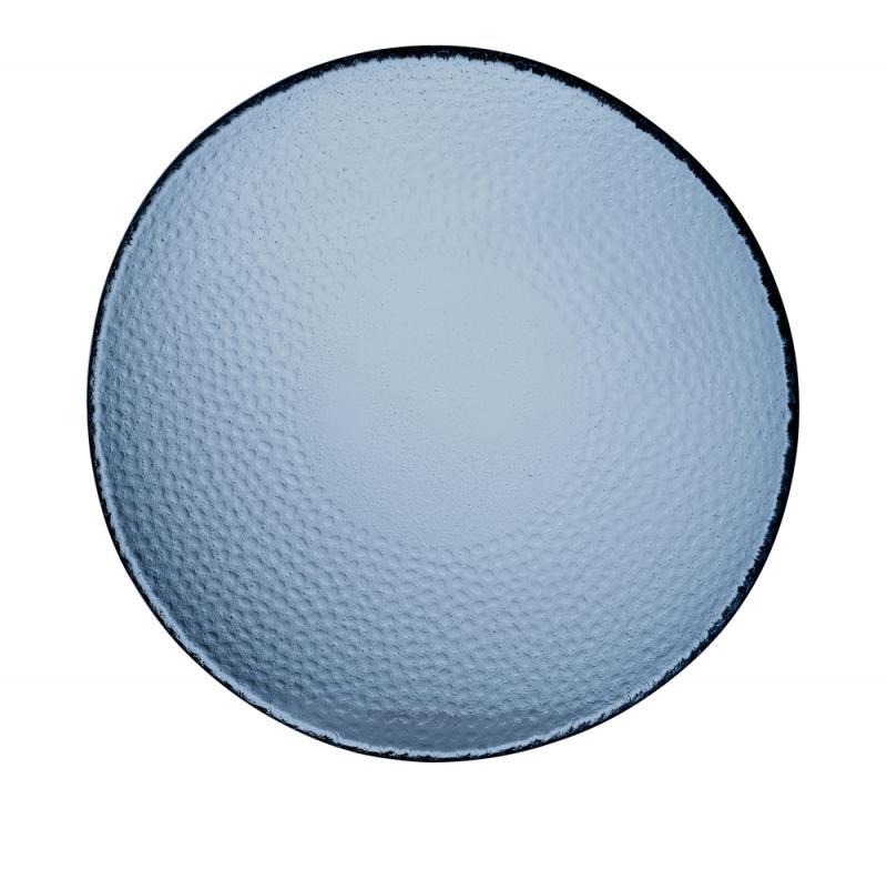 Isla Organic Glass Round Plate 29.5Cm Box 6