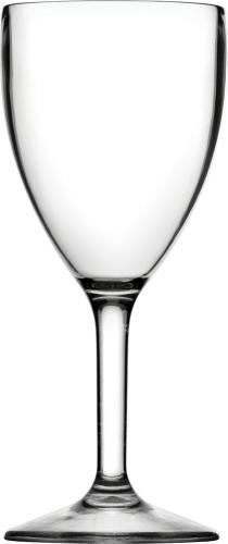 Diamond Wine Glass 6.75oz (19cl) - 12