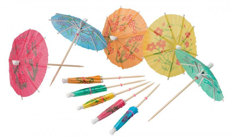 Cocktail Umbrella (10cm)1