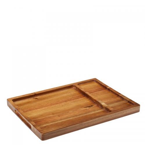 "Acacia Presentation Board to Hold Z07046 13.75 x 10"" (35 x 25.5cm)"