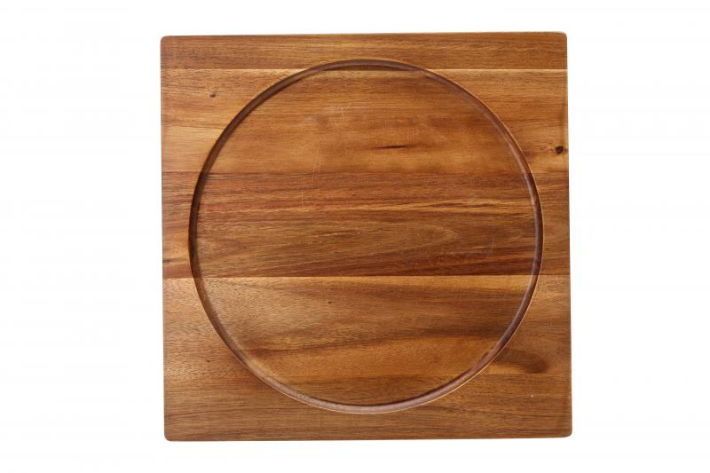 "Acacia Presentation/Pizza Board 12"" (30cm) - fits K162928"