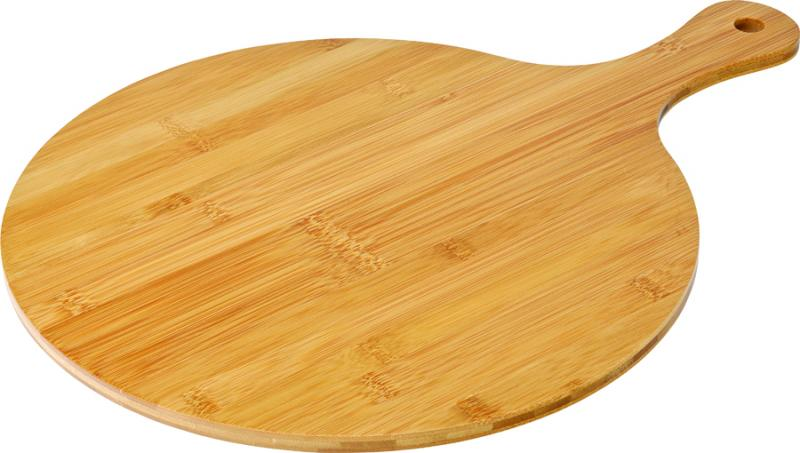 """Milano Bamboo Pizza Paddle 12.5"""" (32cm) - to hold a 12"""" Pizza-6"""