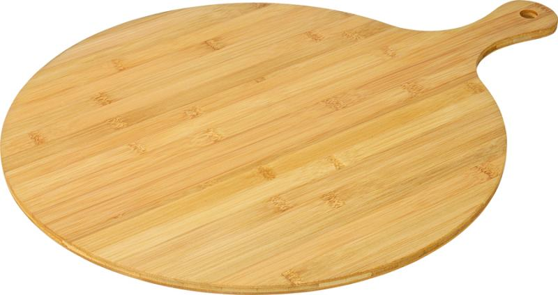 "Milano Bamboo Pizza Paddle 15.75"" (40cm) - to hold 15"" Pizza6"