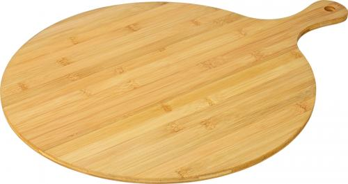 "Milano Bamboo Pizza Paddle 15.75"" (40cm) - to hold 15"" Pizza-6"