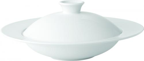 "Pasta/Mussels Bowl with Lid 10.5"" (27cm) 23oz (66cl) - 6"