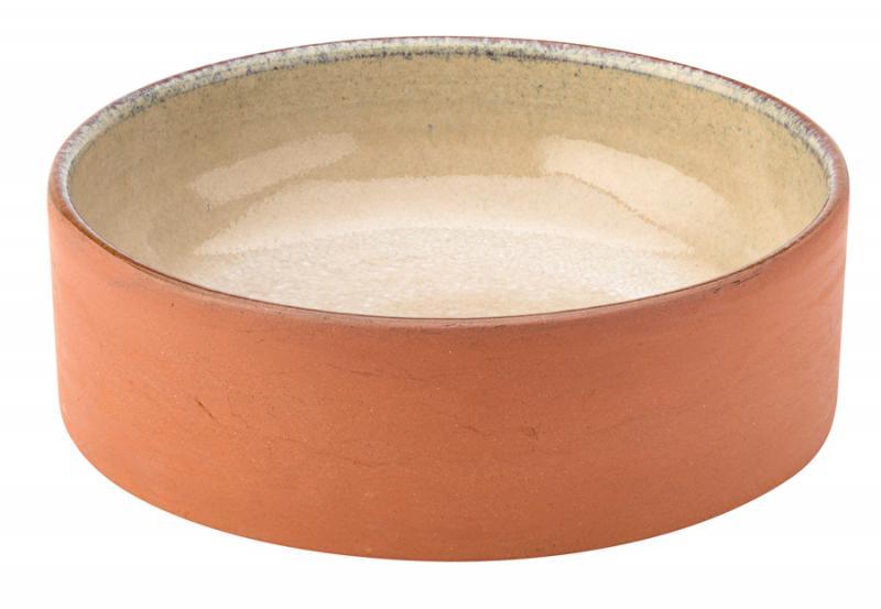"Karma Terracotta Bowl 6.25""(16cm)6"