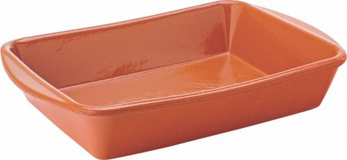 "Handled Rectangular Dish 11.5 x 7.75"" (29 x 19.5cm) 55oz (156cl) - 9"