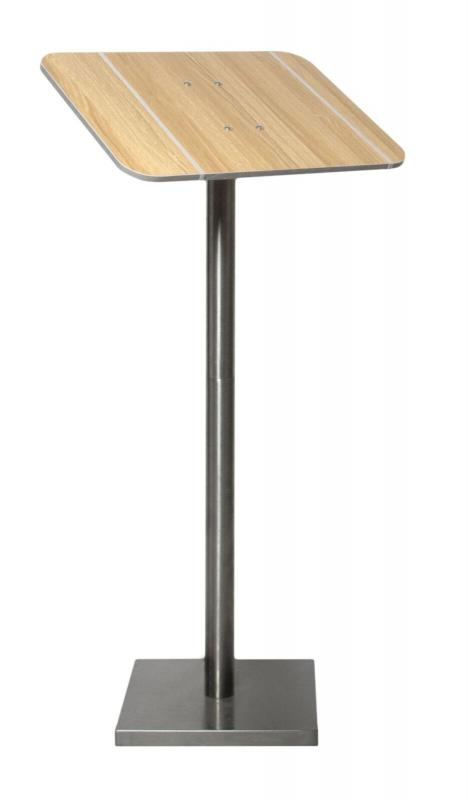Securit® Menu Stand, set - Knobs and elastic bands incl. - Displays menu holders / info of choice