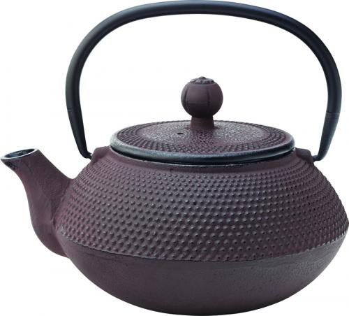 Mandarin Teapot Rustic 24oz (67cl) - with Infuser-6