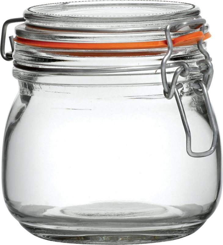 Preserving Jar 0.5L-12