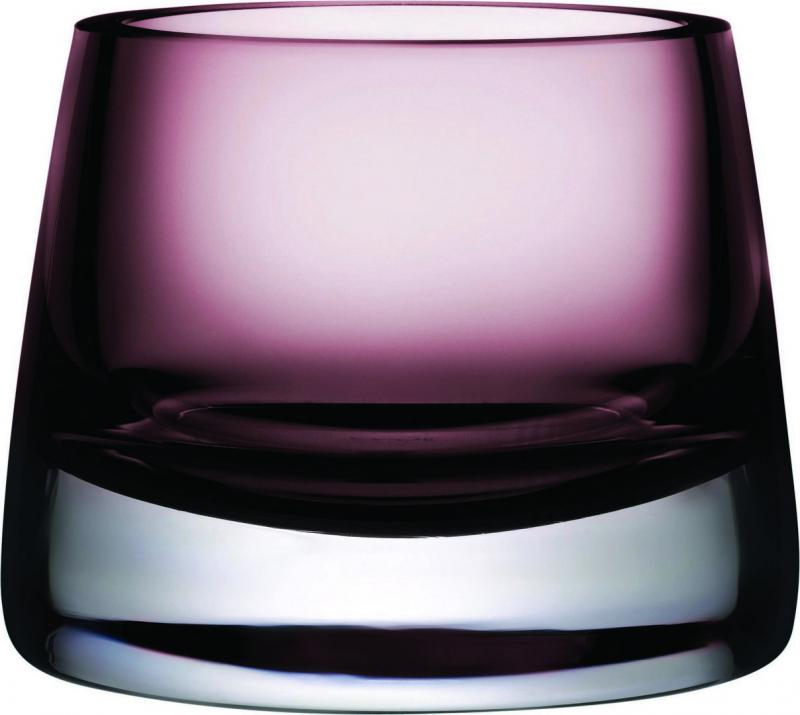 Joy Votive Plum  Large6