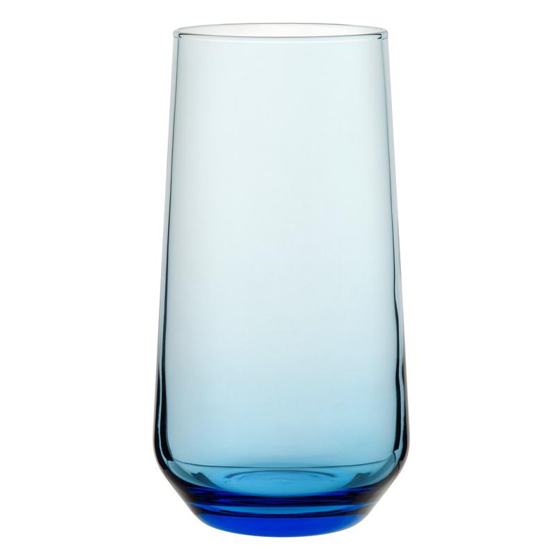 Allegra Blue Hiball 16.5oz (46.75cl)-24