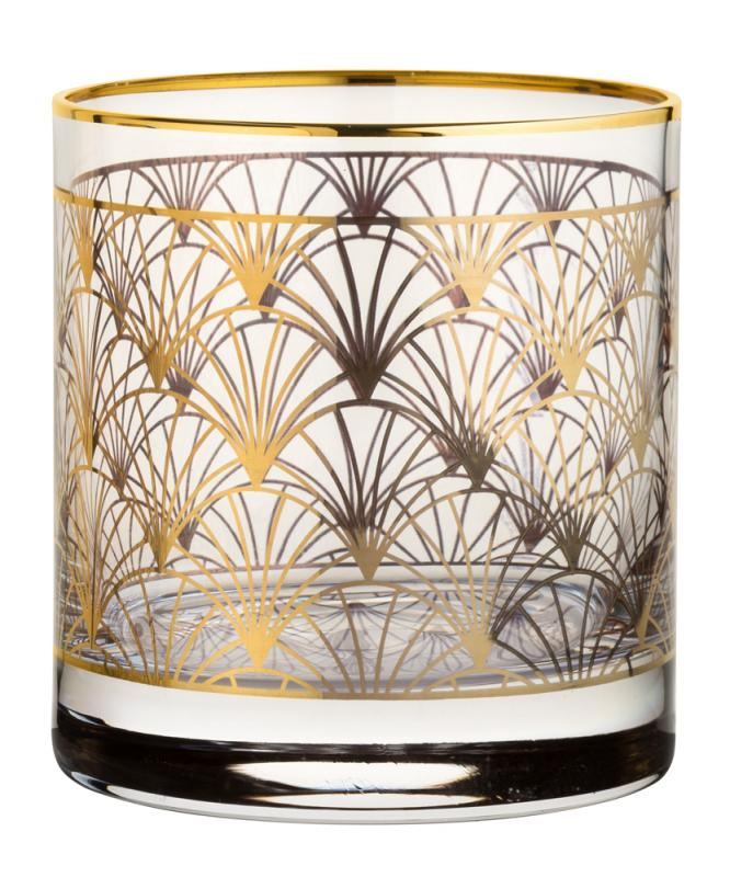 Coco Gold Tumblers 11.5oz (33cl)