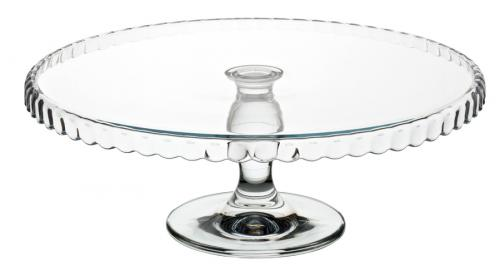 "Patisserie Downturn Footed Plate 12.5"" (32cm)-1"