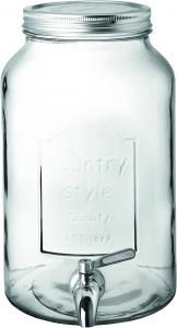 Country Style Punch Barrel 6L (210oz)1