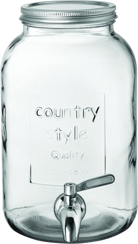 Country Style Punch Barrel 4L (140oz)1
