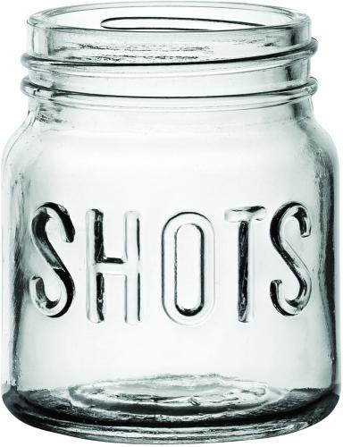 Shot Jar  2.5oz (7.5cl)-24