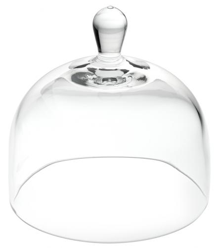 "Glass Cloche 4"" (10cm)-6"