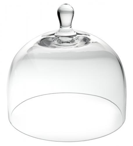 """Glass Cloche 6"""" (15cm)-6"""