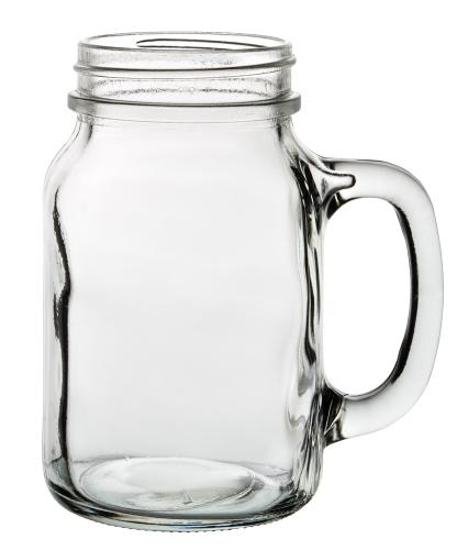 Tennessee Handled Jar 22oz (63cl)-24