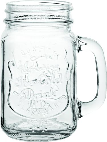 Alabama Handled Jar 17.5oz (48cl)