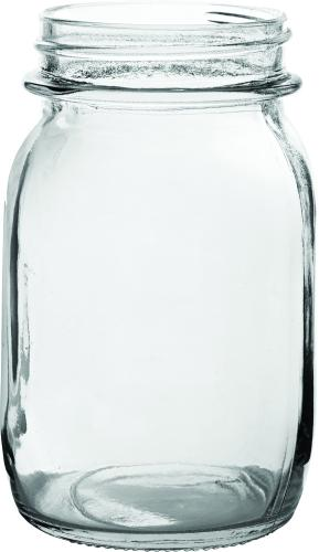Nashville Plain Jar 19.75 (56cl)-24