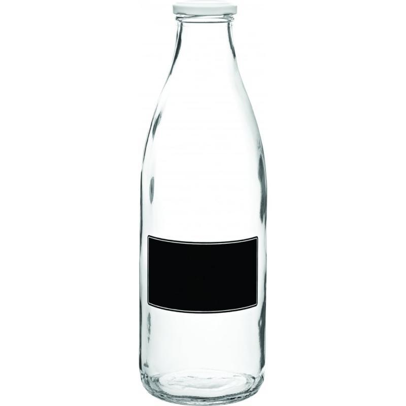 Lidded Bottle 1L (35oz) - with Blackboard Design12