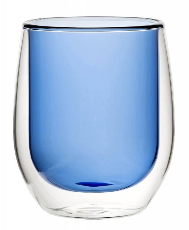 Double Wall Water - Blue 9.7oz (27cl)