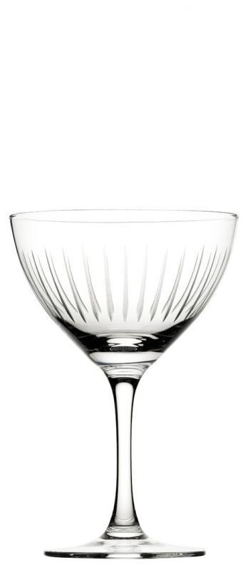 Raffles Lines Martini 5.5oz (16cl)