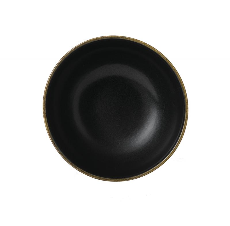 Tokyo Black  Deep Bowl 26Oz Box 6