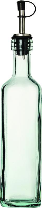 Piri Square Oil Bottle 14oz (40cl)6