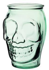 Tall Skull Jar 18oz (52cl)-6