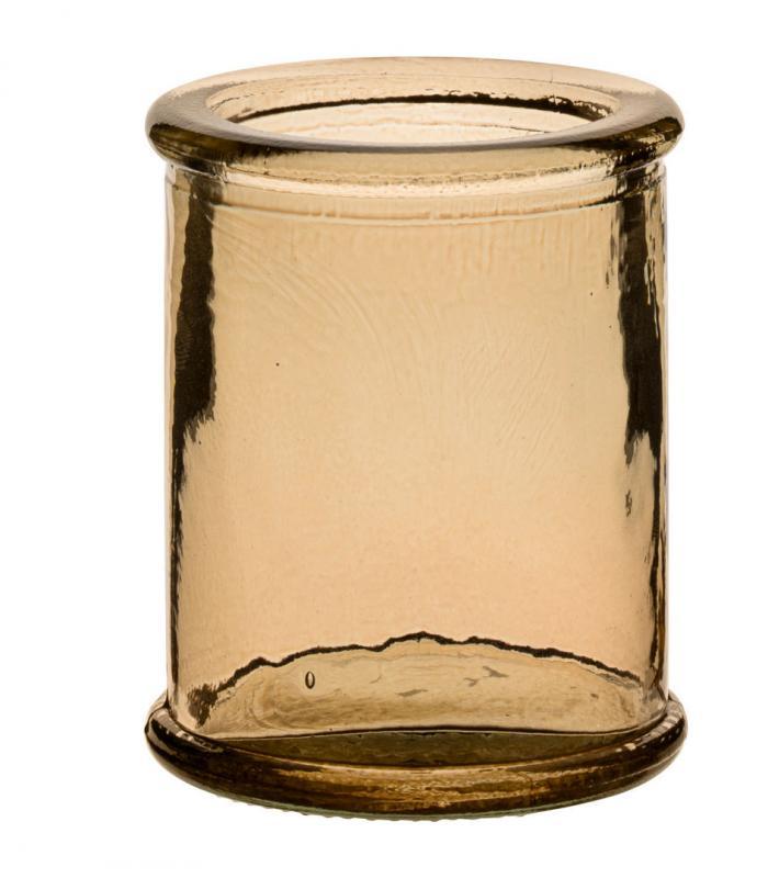 "Authentico Candleholder Smoke 3"" (8cm)12"