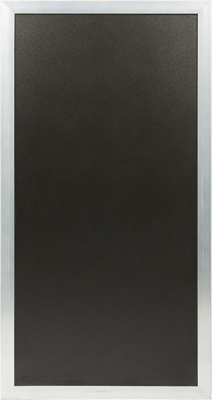 Connecting Multiboardtm, silver frame, 119x67x2,5cm