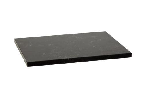 """Quartz Composite """"Granite"""" Plate"""